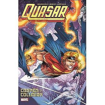 Quasar: Cosmos in collisione