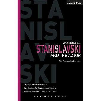 Stanislavski et l'acteur: le cours de théâtre Final, 1935-38 (Performance livres)