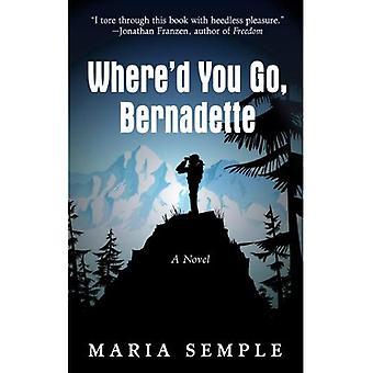 Waar u heengaat, Bernadette