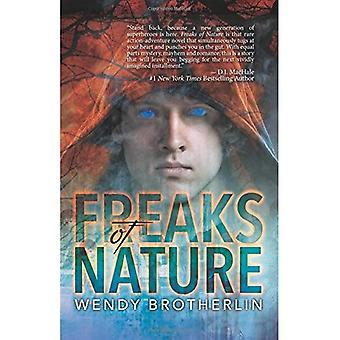 Freaks of Nature (Psion Chronicles)