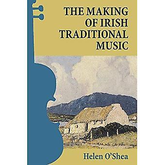 Tillverkningen av irländska folkmusiken