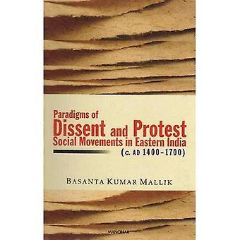 Paradigmes de dissidence et de protestation: les mouvements sociaux en Inde orientale, C. AD 1400-1700