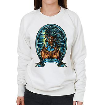 Horse Run Your Own Race Women's Sweatshirt