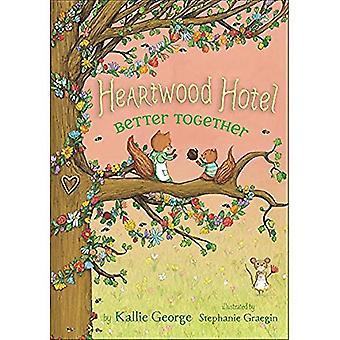 Kernhout Hotel, boek 3 beter samen (kernhout Hotel)
