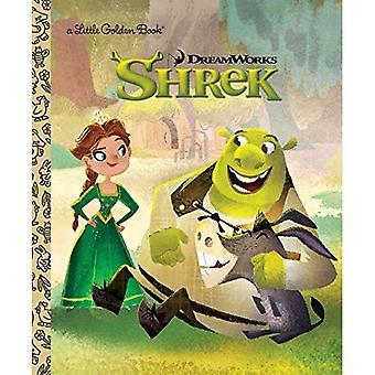 Shrek Little Golden Book (DreamWorks Shrek) (Little Golden Book)