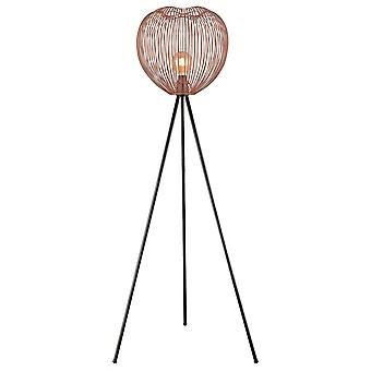 Spring Lighting - Leeds Copper Floor Lamp  EPMM040DQ1GMPM