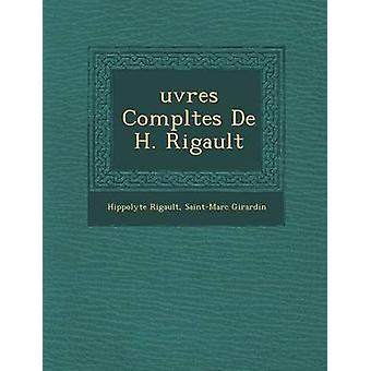 Uvres vervollständigt de H. Rigault von Rigault & Hippolyte