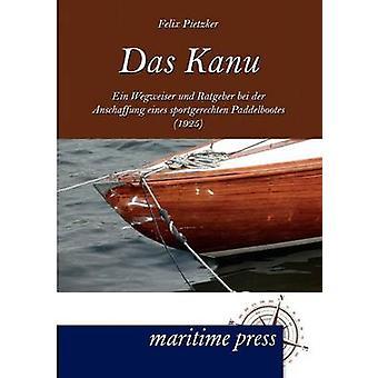 Das Kanu by Schmidt & Hugo