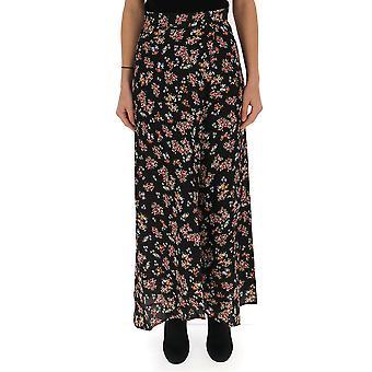Andamane Multicolor Cotton Skirt