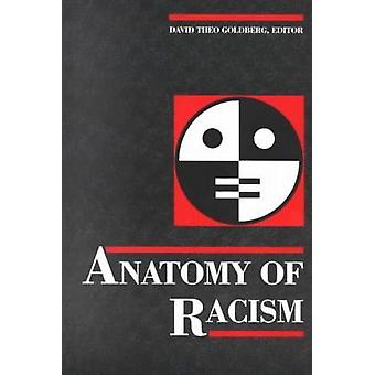 Anatomie van racisme door David Goldberg-9780816618040 boek