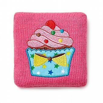 Cosy Cushion Microwavable Hand Warmer: Cupcake