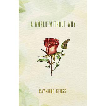 A World Without Why by Raymond Geuss - 9780691169200 Book