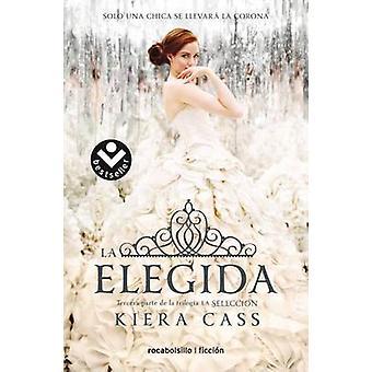 La Elegida by Kiera Cass - 9788416240623 Book