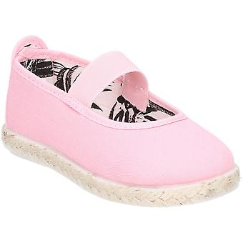 Flossy Girls Junior Astro Ballerina Casual Slip On Shoes