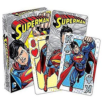 DC Comics Superman Youth Playing Cards