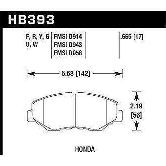 Hawk performance HB393F. 665 HPS