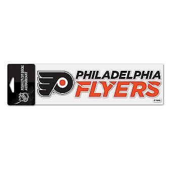 Wincraft Aufkleber 8x25cm - NHL Philadelphia Flyers