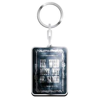 Harry Potter Voldemort Keyring