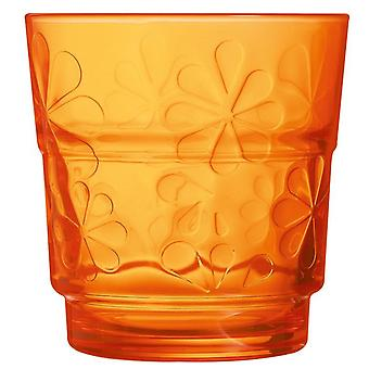 Luminarc 25 Funny Colored Glass Flowers (Kitchen , Household , Cups and glasses)