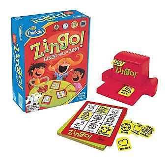 Think Fun - Zingo - Bingo With A Zing  Age 4+