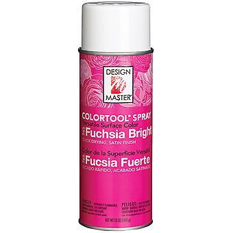 Colortool Floral Spray Paint 12 Ounces Fuchsia Bright Dm Ct 765