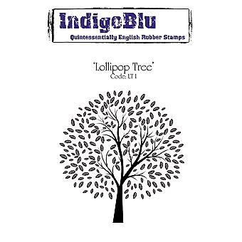 Indigoblu Cling Mounted Stamp 5