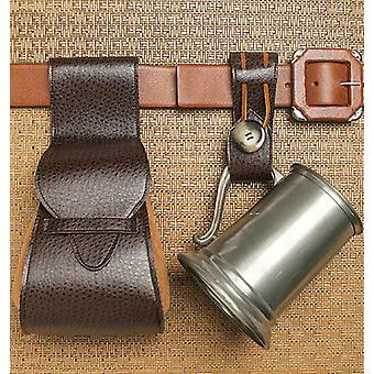 Mug Ax Loops, Bracers, Greaves, Gloves And Pouch  One Size Only Pattern B5733  Osz