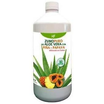 Herbofarm Aloe Juice + Pineapple + Papaya 1L (Dietetics and nutrition , For drinking)