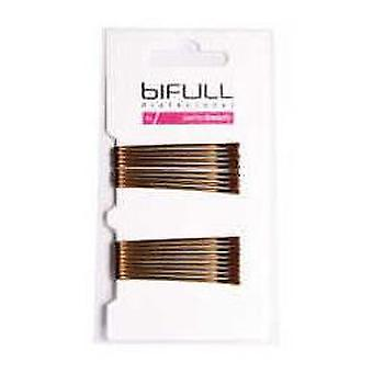 Bifull Clip Plano Bronze 51mm 18 Units