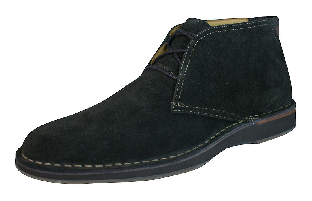 Sperry or Cup Norfolk Chukka ASV Mens Suede bottes   chaussures - marron