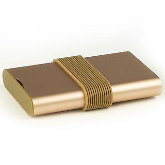 Lexon Gold Portable Phone Charger