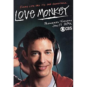 Love Monkey Movie Poster (11 x 17)