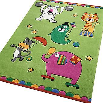 Little Artists Rugs 3981 03 In Green