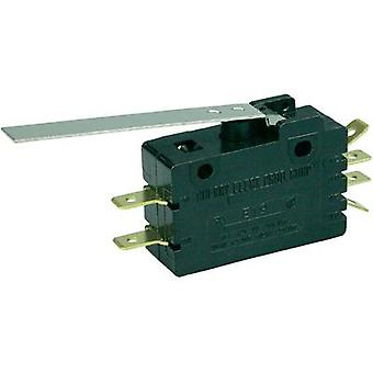 Microswitch 250 Vac 15 A 2 x On/(On) Cherry Switches E19-50H momentary 1 pc(s)