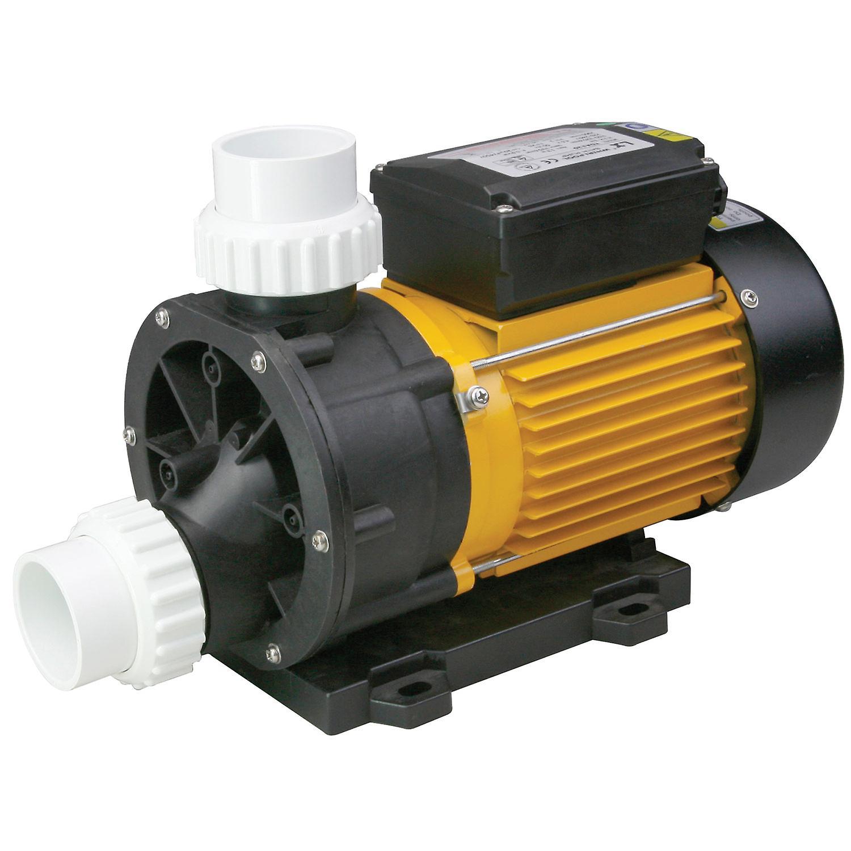 LX TDA50 Pump 0.5 HP | Hot Tub | Spa | Whirlpool Bath | Water Circulation Pump | 220V/50Hz | 2.0 Amps