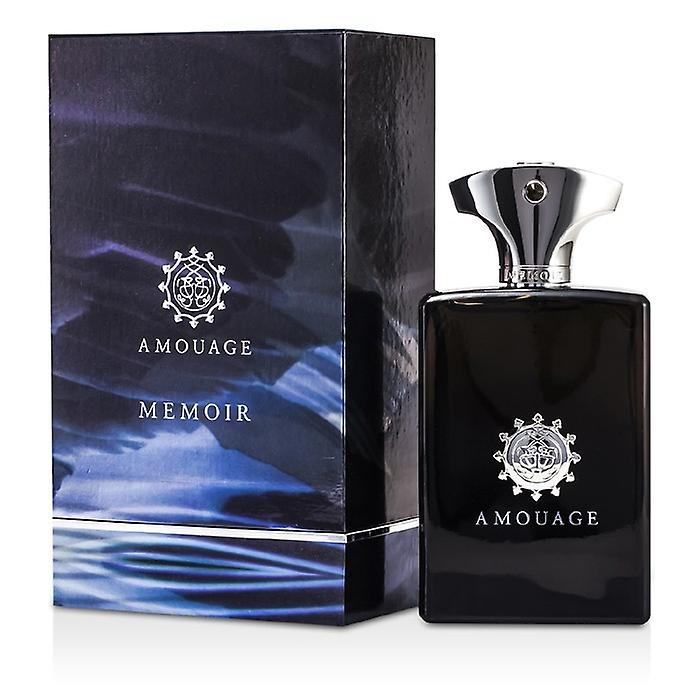 Amouage memoar Eau De Parfum Spray 100ml / 3,4 oz