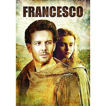 Francesco [Blu-ray] USA importerer