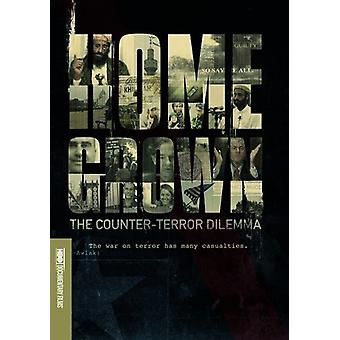 Homegrown: Counter-Terror Dilemma [DVD] USA import