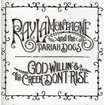 Ray Lamontagne & paria hundar - Gud Willin' & Creek inte stiga [CD] USA import