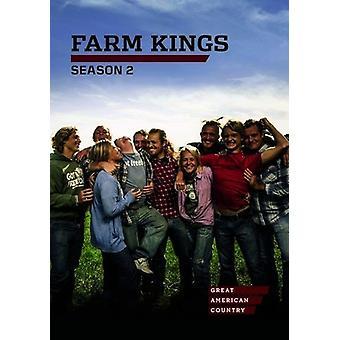 Gård kongers: Sæson 2 [DVD] USA import