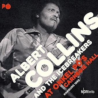 Albert Collins - på Onkel Po's Carnegie Hall Hamburg 1980 [Vinyl] USA import