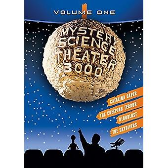 Mystery Science Theater 3000: [DVD] USA importar