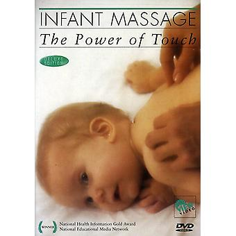 Niemowlę importu USA masaż [DVD]