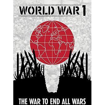 Verdenskrig I: Krigen ende alle krige [DVD] USA importerer