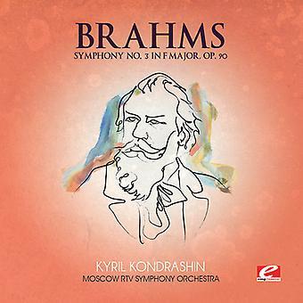 J. Brahms - Brahms: Symfonie nr. 3 in F majeur, Op. 90 [CD] USA import