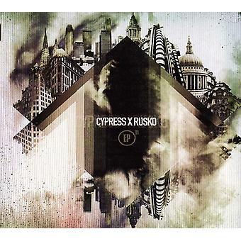Cypress Hill & Rusko - Cypress Hill X Rusko [CD] USA import