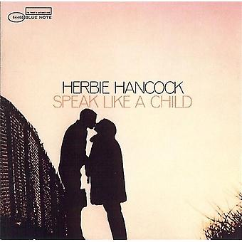 Herbie Hancock - spreken zoals een kind [CD] USA import