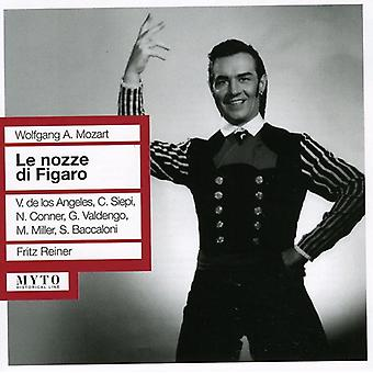 Cesare Siepi - Mozart: Les Noces De Figaro [CD] USA import