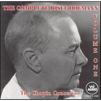 Josef Hofmann - The Chopin Concertos [CD] USA import