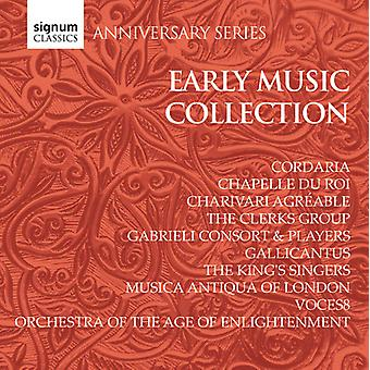 Early Music Collection: Anniversary Series - Anniversary Series: Early Music Collection [CD] USA import